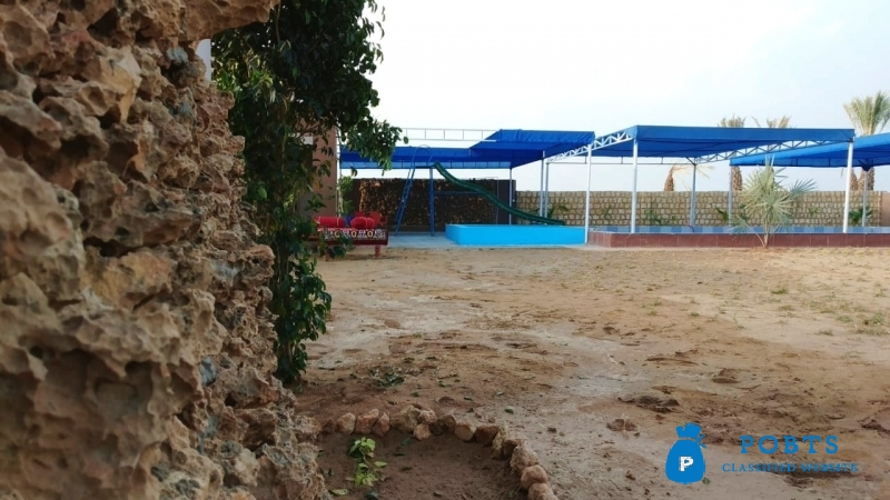 FARM HOUSES PLOTS : Land on installments for Sale on Super Highway