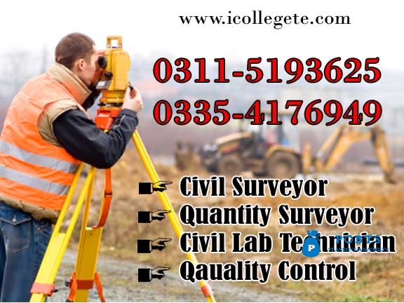 Diploma in Civil Surveyor Practical Course