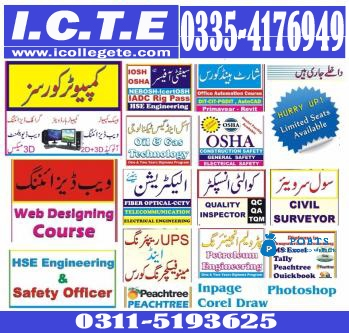 Civil Lab Technician Practical Course in Charsada Karak Kohat