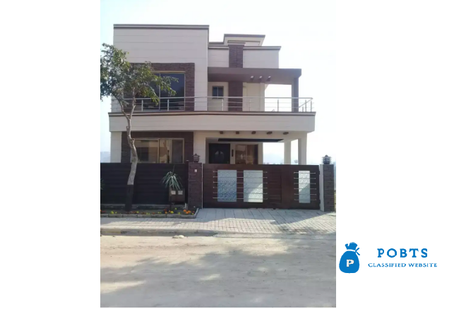 House bahria town phase 7 Foot hill road
