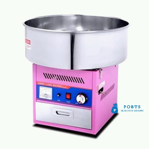 Commercial Candy Flas Machine