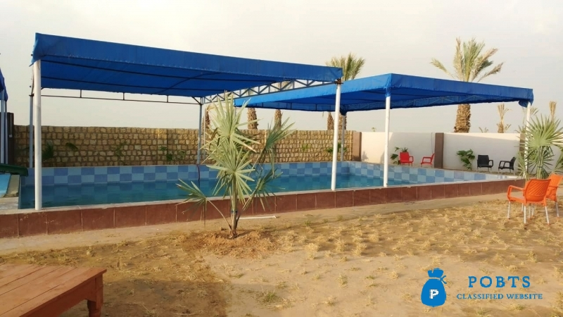 Commercial & Agriculture Farm Houses on installments for Sale Super Highway
