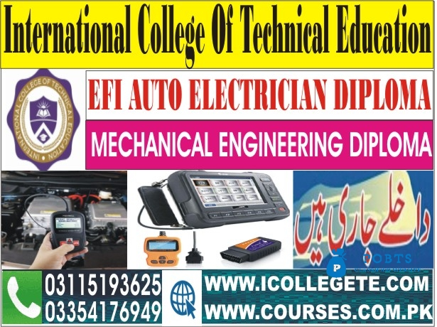 Diploma in Electrical Engineering Experienced Based Course
