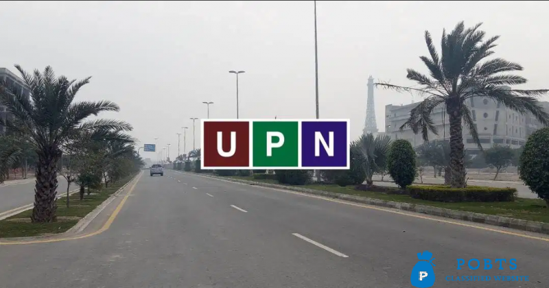 10 Marla Plot For Sale In Talha Block Bahria Town Lahore In Canal Road
