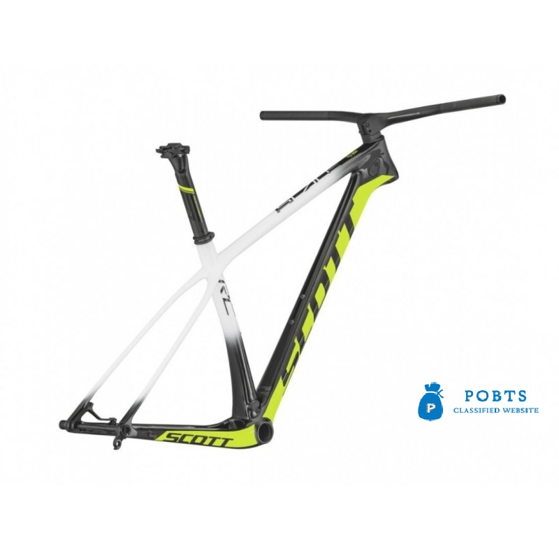 2019 Scott Scale Rc 900 WC N1NO HMX MTB Frame - Fastracycles