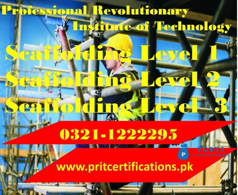 Scaffolding level 1 course in islamabad
