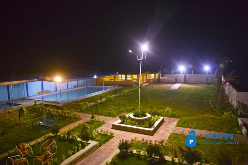PROPERTY LAND & PLOTS for Farm Houses on Super Highway