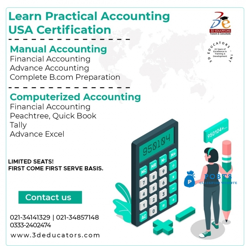 Manual And Computerize Accounting Course