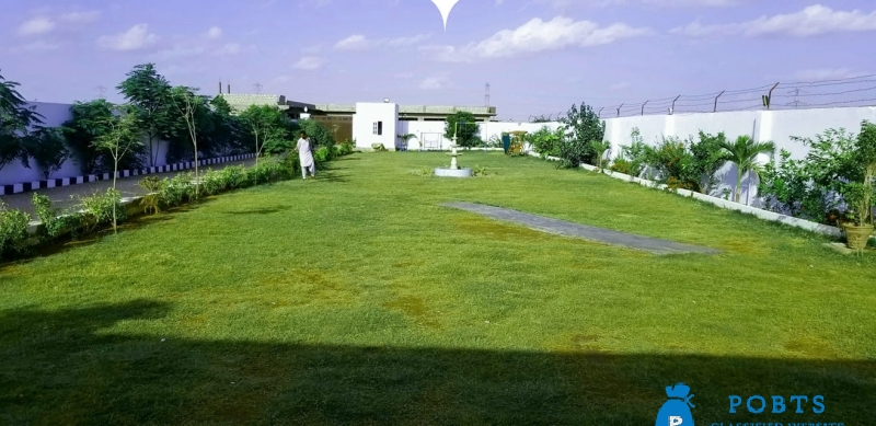 Farm Houses Plots Land on installments for Sale near OGDCL Super Highway