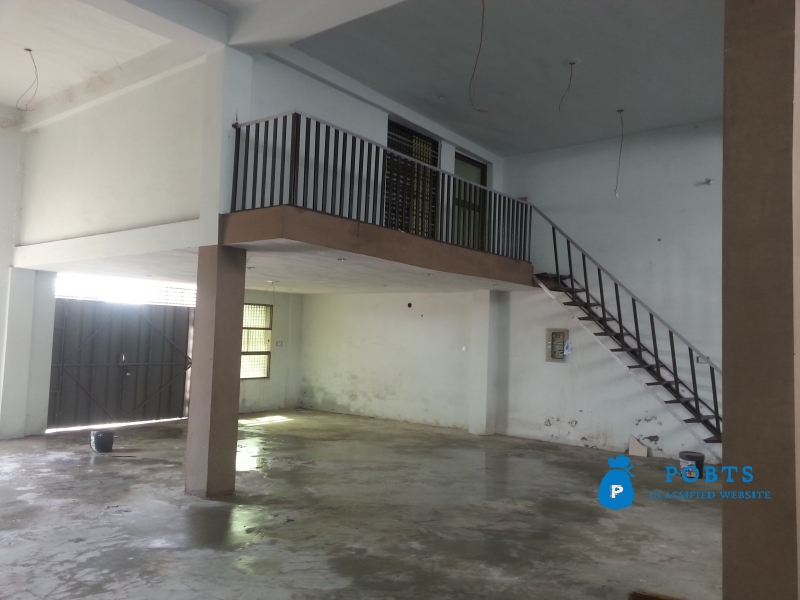 7 Marla New Hall for Rent (37x46 ft)
