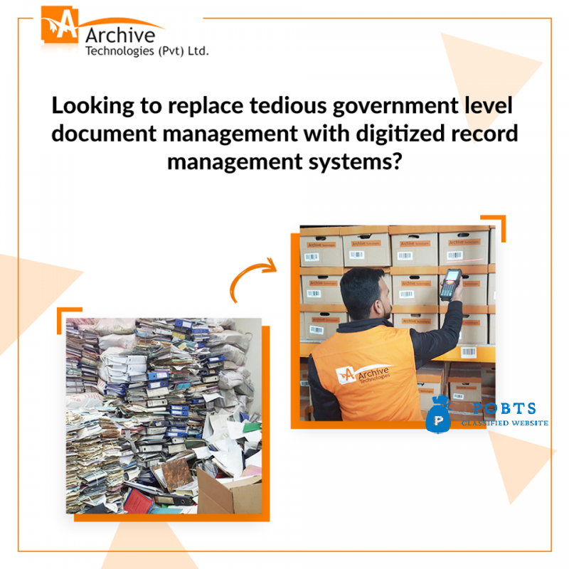 Archive Technologies - Records Management Company