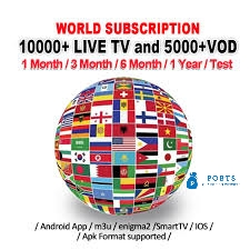 Cccam and mgcam and IPTV