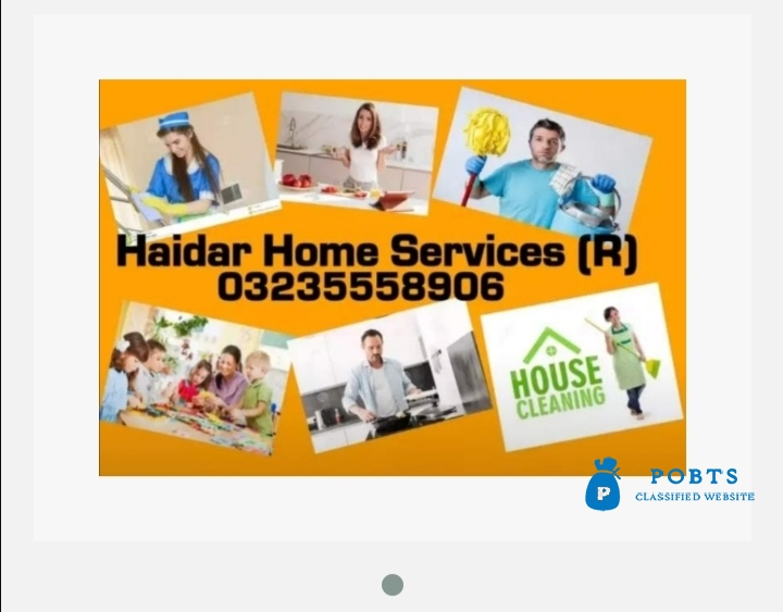 Reliable babysitter maid helper cook etc available