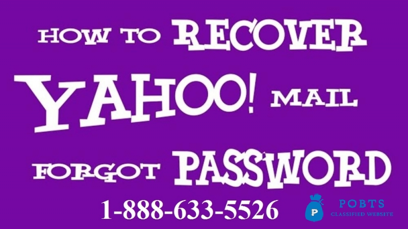 How do I Recover Hacked Yahoo Account Call (1-888-633-5526) Toll free