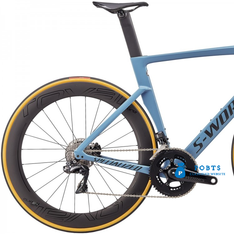2020 Specialized S-Works Venge Dura-Ace Di2 Disc Road Bike (GERACYCLCES)