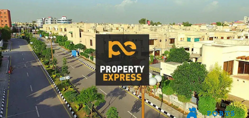 8 Marla Plot H Block in Bahria Orchard