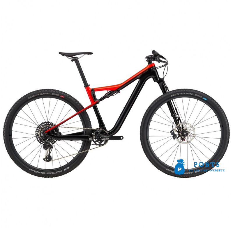 2020 CANNONDALE SCALPEL SI CARBON 3 29 inch