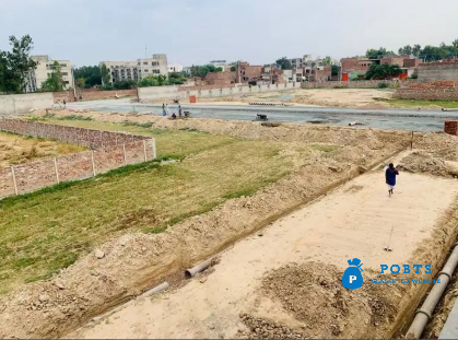5 Marla Residential Plot Available at Easy Installments in Z R H S