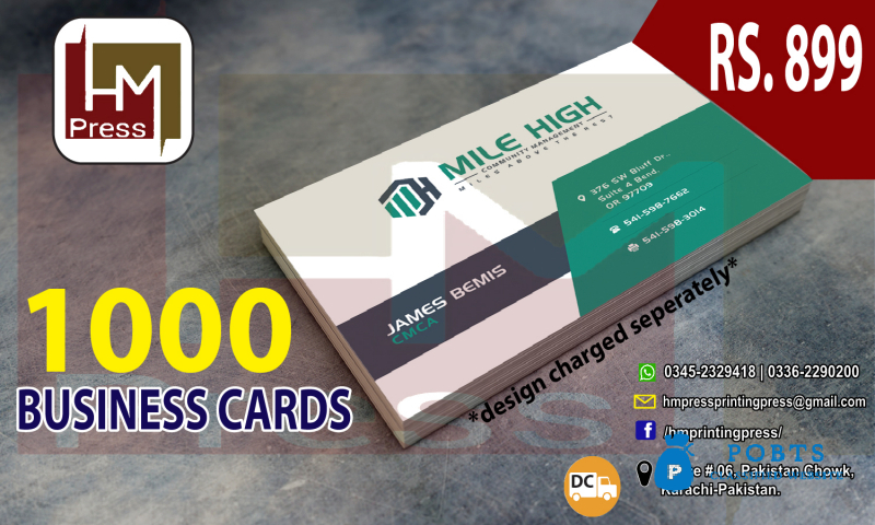 BUSINESS CARD & LETTER HEAD