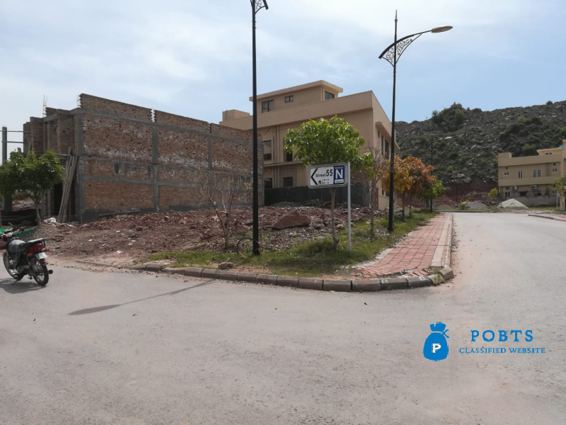8 Marla Plot for sale in Bahria Enclave Islamabad