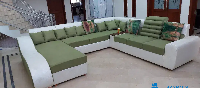 9 seater brand new L shaped sofa for sale