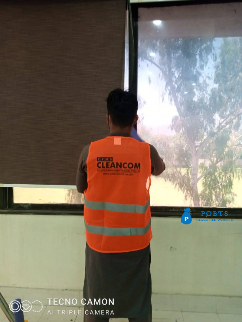 Disinfection & Deep Cleaning Services
