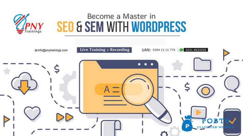 Become a Master in SEO & SEM with Wordpress !