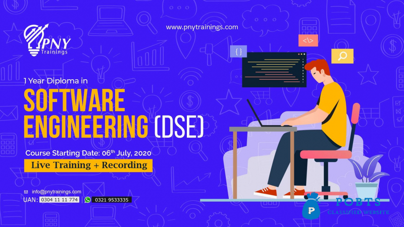1 year Diploma in Software Engineering (DSE)
