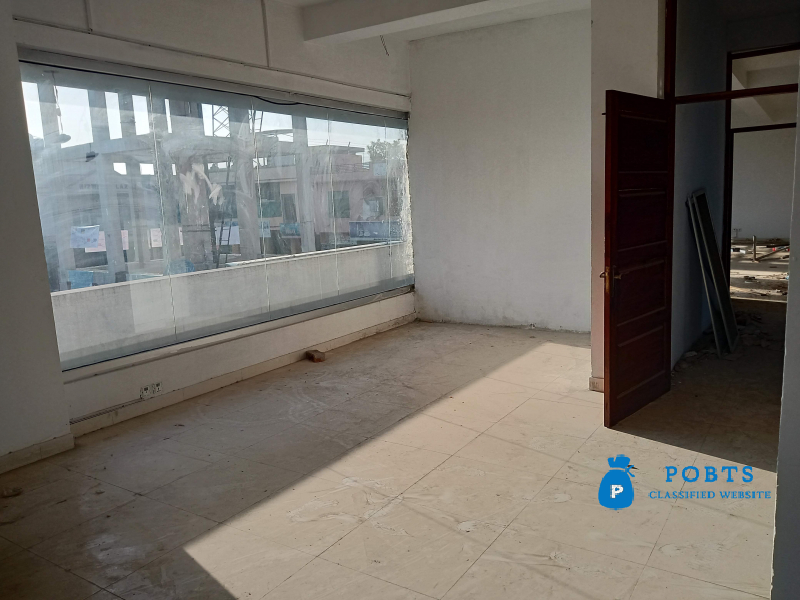 2 Empty Office rooms available for rent(only for call centers)