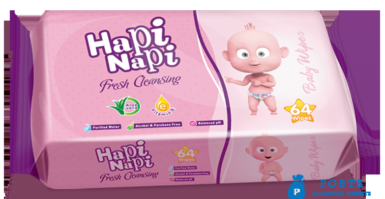 Now We Are Manufacturing The Baby Wipes Locally