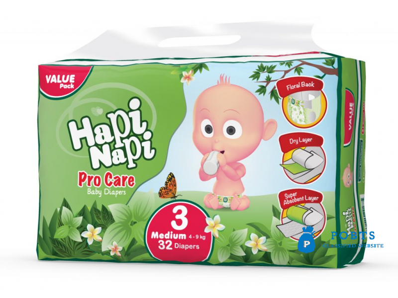 Leading Baby Diapers Manufacturer