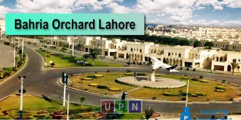 8 Marla Plots for sale in bahria town orchard