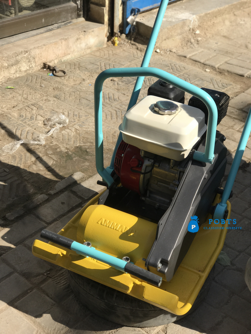 Plate Compactor Germany