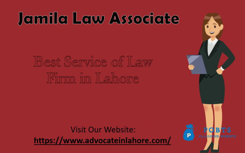 Legal Law Firm in Lahore - Get 100% Success in Your Lawsuit By Best Law Firms in Pakistan