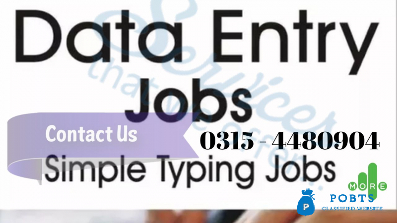 Data entry Jobs Weekly payout jobs work from home jobs