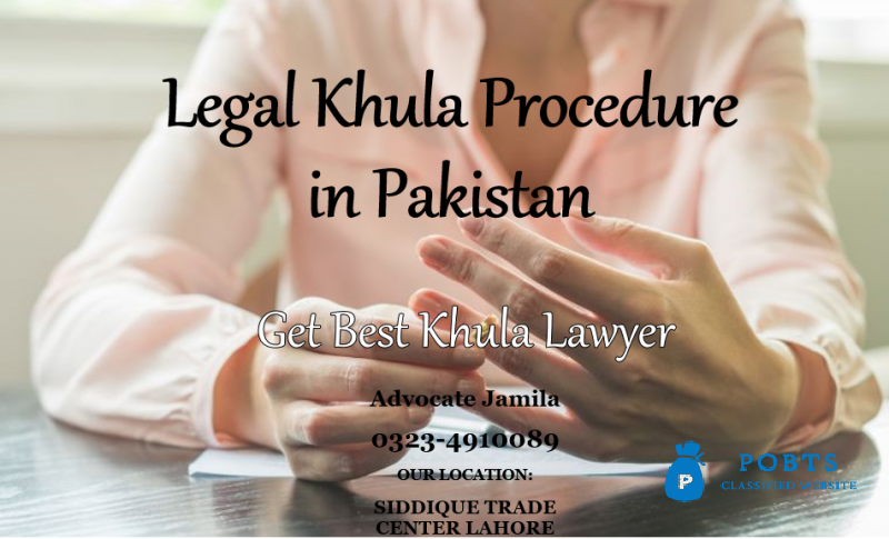 Get Console For Best Khula Procedure in Pakistan Legally By Experts