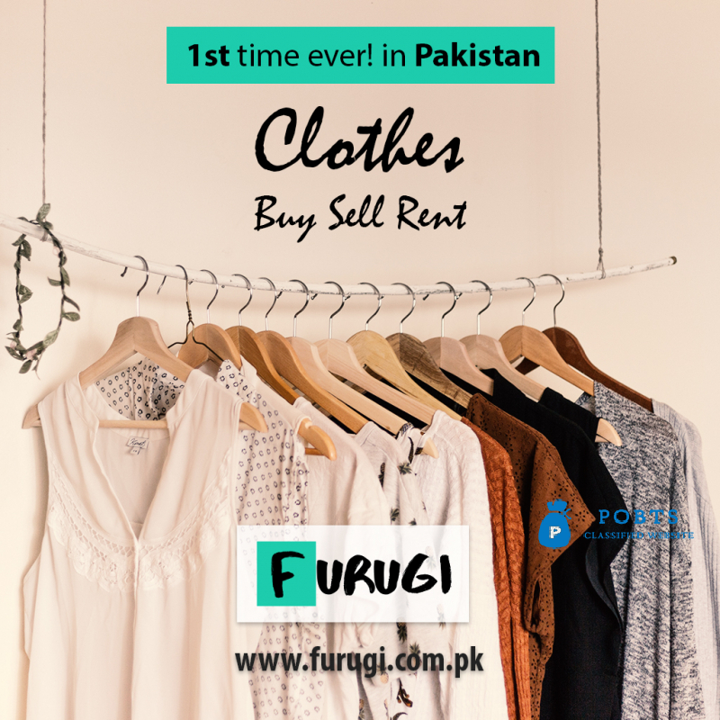 Buy sell rent clothes in Pakistan