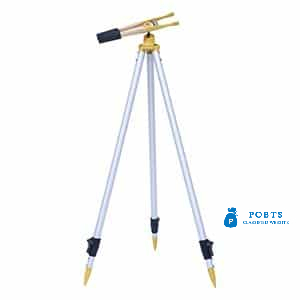 Catcher for prism pole Quick Tripod Stand Bypod Stand 3 Legs Catcher