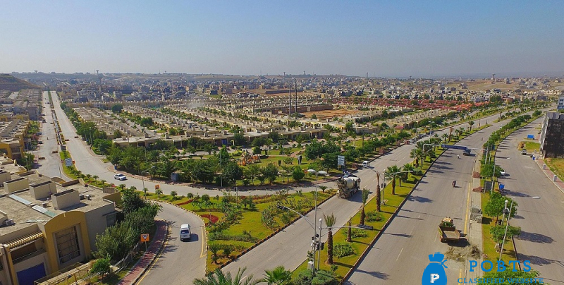 5 And 7 Marla Houses And Plots Are Available For Sell In Bahria Town Rawalpindi