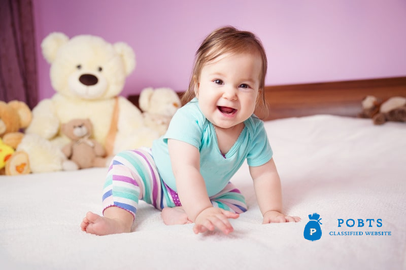 Tripod Position – When Do Babies Start Sitting Up
