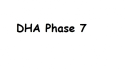 Dha phase 7 ext