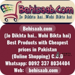 Behisaab.Com Online Shopping Deal All Items