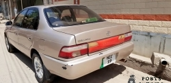 Toyota Corolla XE Limited