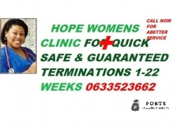 DR HOPE WOMENS SAFE ABORTION CLINIC 0633523662 IN ==KURUMAN== EFFECTIVE PILLS ON SALE 50% OFF