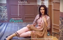 Original embroidered sahil suit