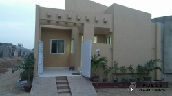 Available 80 Sqyd Single Story Villa On 2 Year Installment