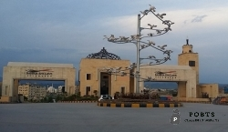 Bahria Enclave islamabad sector I street19 Near to park plot