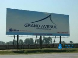 5 Marla Plots available in Grand Avenues , Ferozpur Road