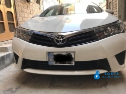 Toyota corolla 2016 immobilizer key
