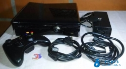i want to sale Xbox 360s (series) 250gb (tag). all original accessories with box. fresh condition